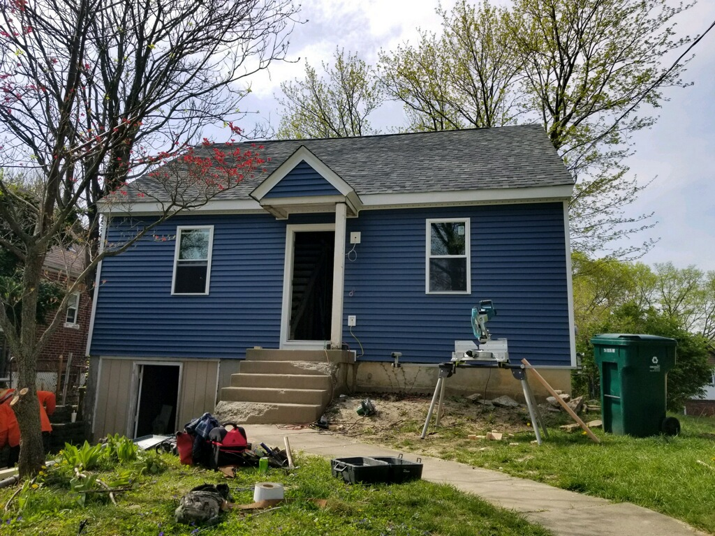 Rehab underway on two homes in Bond Hill and Price Hill